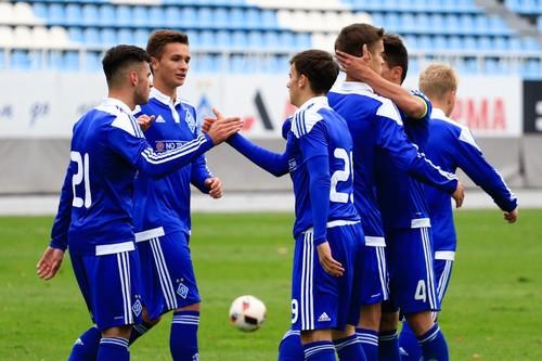 Динамо U-19 отримало суперника в юнацькій Лізі УЄФА