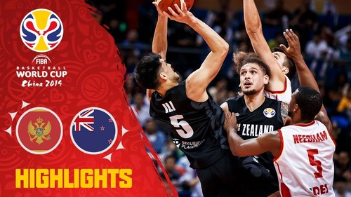 ЧМ-2019. Черногория – Новая Зеландия – 83:93. Видеообзор матча