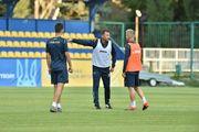 ФОТО. Збірна України готується до матчу з Литвою