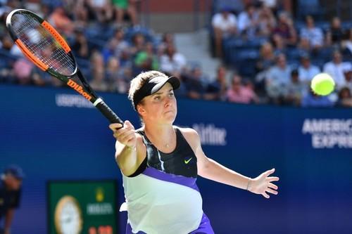 ВИДЕО. Как Свитолина обыграла Конту на пути в полуфинал US Open