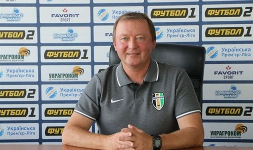 Владимир ШАРАН: «Ребята хотели сыграть с Арсеналом или МЮ»