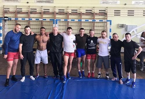 Беленюк вошел в состав сборной Украины на ЧМ по греко-римской борьбе