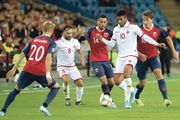 Группа F. Швеция крупно обыграла Фарерские острова