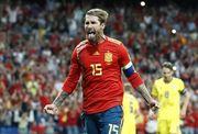Румыния – Испания – 1:2. Видео голов и обзор матча