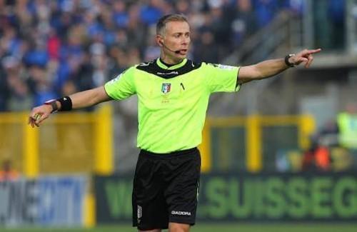 Итальянские судьи обслужат матч Украины с Нигерией