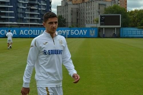 Швед покинул лагерь сборной Украины