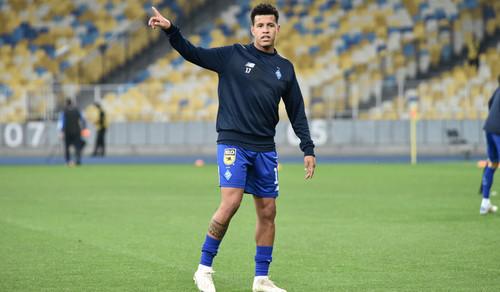Динамо заявило на Лигу Европы Сидклея и Самбрано