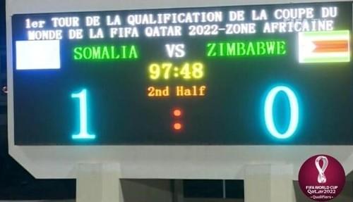 Сборная Сомали одержала первую победу в истории