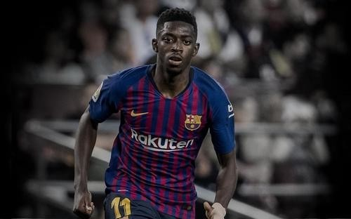 ДЕМБЕЛЕ: «Мне все равно, кто придет в Барселону, я буду бороться»