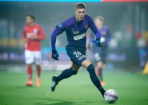 Довбик сделал дубль в Кубке Дании