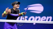 Серена выиграла первый US Open почти за год до рождения Андрееску