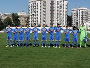 Украина U-19 разошлась миром со сверстниками из Румынии