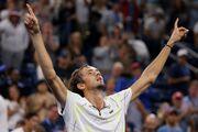 Медведев переиграл Димитрова и вышел в финал US Open 2019