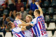 Игорь СОРОКА: «Хотим выиграть у победителей Лиги чемпионов»