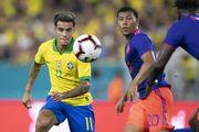 Ничья Бразилии с голом Неймара, успехи Мексики и Уругвая