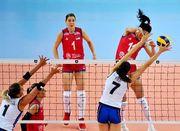 Сербия стала первым финалистом чемпионата Европы по волейболу