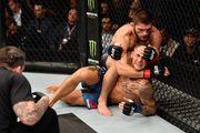 UFC 242. Хабиб удушающим приемом победил Порье в Абу-Даби