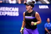 Андреєску виграла US Open, обігравши в фіналі Серену Вільямс