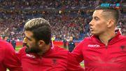 ВИДЕО. Французы перепутали гимн Албании с Андоррой