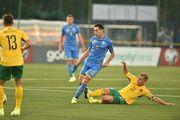 КОВАЛЕЦ: «Украине вполне по силам стать MVP своей отборочной группы»