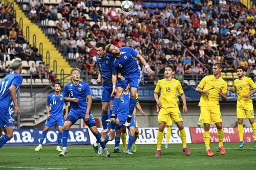 Украина U-21 – Финляндия U-21 – 0:2. Видео голов и обзор матча