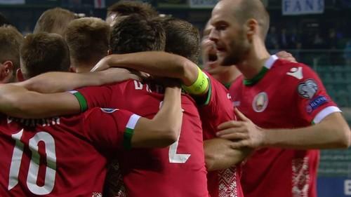 Эстония – Беларусь – 1:2. Видео голов и обзор матча