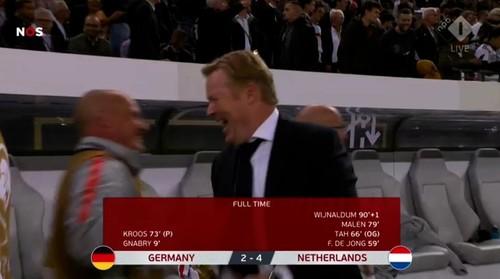 Німеччина – Нідерланди – 2:4. Відео голів та огляд матчу