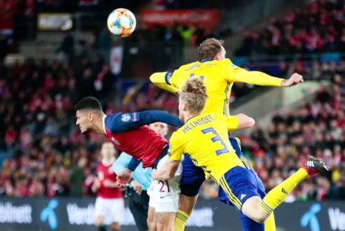 Швеция — Норвегия. Прогноз и анонс на матч отбора Евро-2020