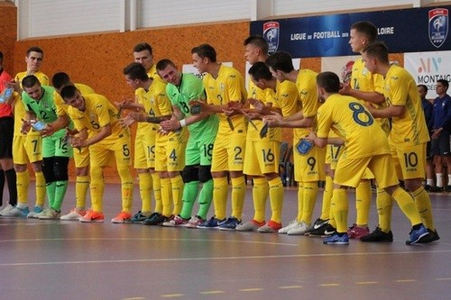 Украина U-19 – Нидерланды U-19 – 7:0. Текстовая трансляция матча