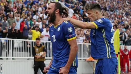 Косово – Чехия – 2:1. Видео голов и обзор матча