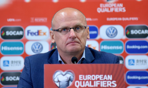 Тренер сборной Литвы: наше оружие - стандарты и быстрые контратаки
