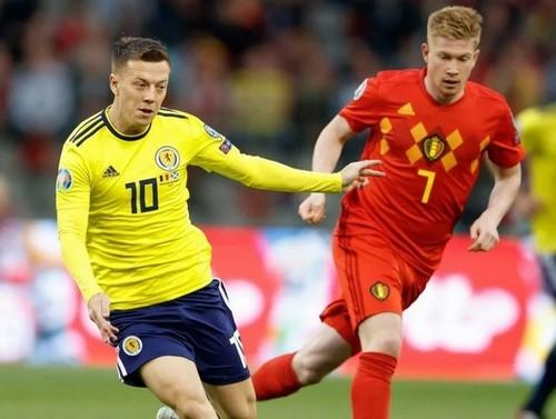 Шотландия – Бельгия. Прогноз и анонс на матч квалификации Евро-2020