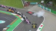 Формула-1. Гран-при Италии. Текстовая трансляция