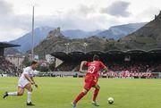 Швейцария — Гибралтар — 4:0. Видео голов и обзор матча