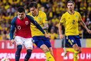 Швеция – Норвегия – 1:1. Видео голов и обзор матча