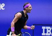 Надаль дожал Медведева в пятисетовом матче и выиграл US Open