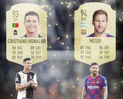 Мессі отримав найвищий рейтинг в FIFA 20, Роналду – другий