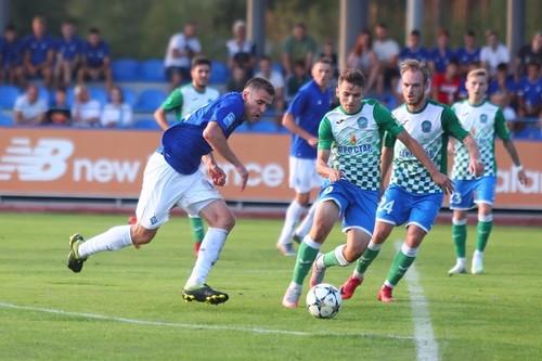 Динамо - Кристалл - 6:0. Видео голов и обзор матча