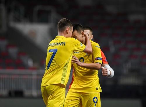 Украина U-19 – Испания U-19 – 1:7. Текстовая трансляция матча