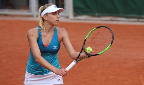 Надежда Киченок сыграет в квалификации 60-тысячника ITF в Израиле