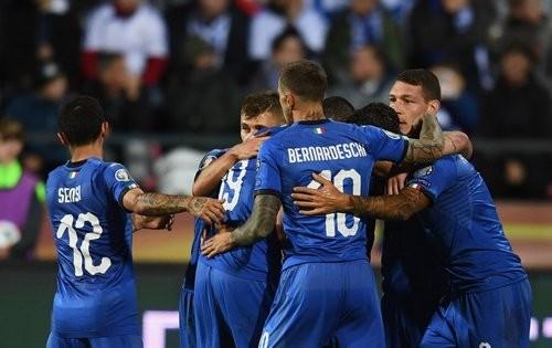 Финляндия – Италия – 1:2. Видео голов и обзор матча