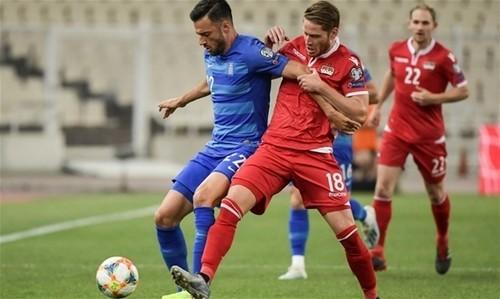 Греция – Лихтенштейн – 1:1. Видео голов и обзор матча