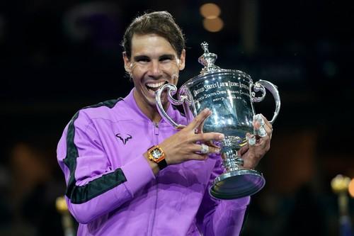 Рейтинг ATP. Надаль подбирается к Джоковичу, Медведев обновил рекорд