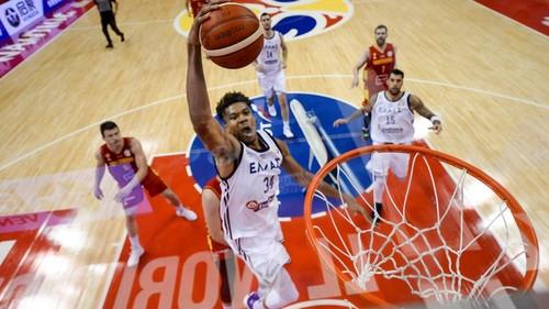 ЧМ по баскетболу. Греция обыграла Чехию, Литва разгромила Доминикану