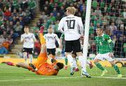 Німеччина завдала першої поразки Північній Ірландії у відборі на Євро