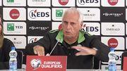 ВІДЕО. Тренер Косова здивував на прес-конференції перед Англією