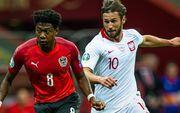 Польша — Австрия — 0:0. Видеообзор матча