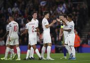 Косово забило 3 мяча Англии, но этого не хватило даже для ничьей