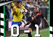 Бразилия — Перу — 0:1. Видео гола и обзор матча