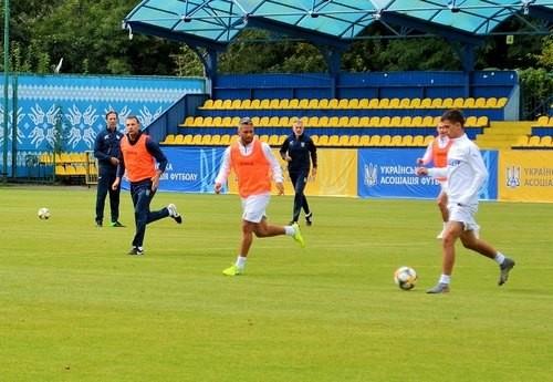 ФОТО. Марлос признался в любви к сборной Украины